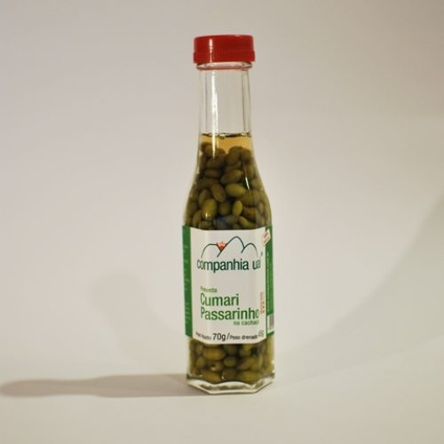 Pimenta Cumari Passarinho - Companhia Uai